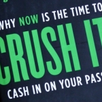 Too Lazy to Read? Here's a Quick Photo-Abstract of Crush It!