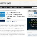 Hate WordPress? Here are 13 Alternatives