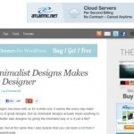 Minimalist Websites … Are They of Good Quality?