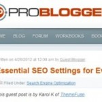 WordPress vs. SEO – Getting It Right!