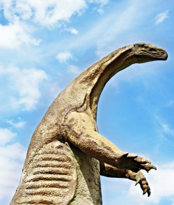 Funny Dinosaur King is Biggest in the World by epSos.de, on Flickr: http://www.flickr.com/photos/epsos/8136112369/