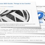 Dangerous SEO – How Not To Fall Victim