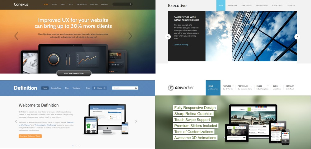 WordPress-Business-Themes