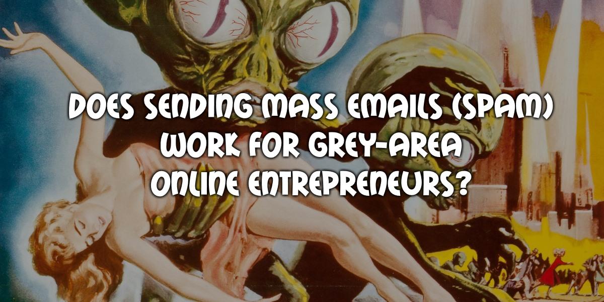 Grey-Area Online Entrepreneurs