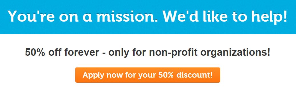 getresponse ngo offer