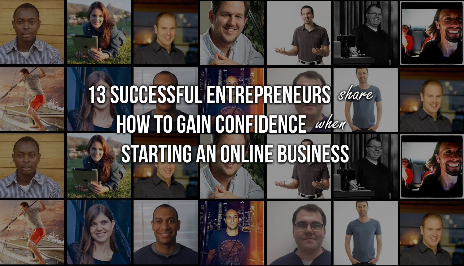 Confidence When Starting an Online Business